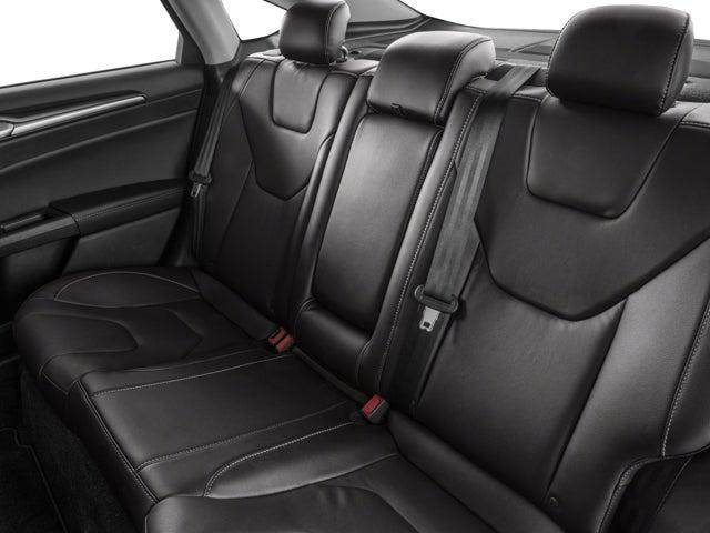 2017 Ford Fusion Hybrid In Wadesboro Nc Beachum And Lee Inc