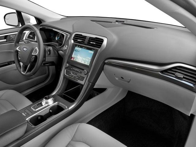 2018 Ford Fusion Hybrid Se In Wadesboro Nc Charlotte Ford Fusion